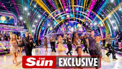 Photo of 'Egocentric' unjabbed dancers are placing Strictly in jeopardy… there's no cause for it, says James Jordan