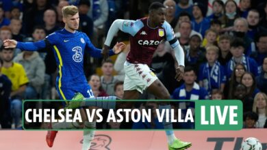 Photo of Chelsea vs Aston Villa LIVE: Stream, rating, TV channel, staff information as as Carabao Cup conflict UNDERWAY – newest updates