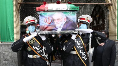 Photo of How Iran nuke chief was killed by killer robotic machine gun 'kitted out with AI' and managed by sniper miles away