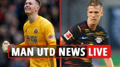 Photo of Man Utd information LIVE: Henderson mortgage EXCLUSIVE, Olmo eyed by Barca, Ferdinand urges Ole to name him over Ronaldo jibe