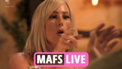 Photo of Married At First Sight UK newest: Morag despatched demise threats as she breaks down in tears & threatens to QUIT present