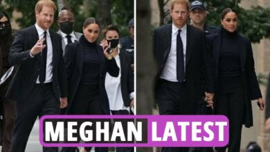 Photo of Meghan Markle – 'Embarrassing' Duchess MOCKED for making 'huge mistake' in treating New York journey 'like a royal tour'