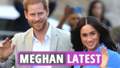 Photo of Meghan Markle information: Meg & Prince Harry 'making an attempt to repeat Obamas' with TIME 100 cowl as Duchess is 'primed for politics'