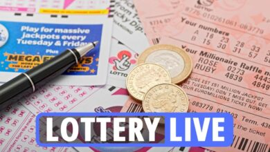 Photo of Nationwide Lottery outcomes LIVE: Successful Lotto numbers revealed with £15m jackpot up for grabs plus Thunderball newest