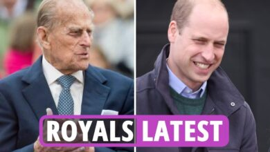 Photo of Prince Philip newest information: Duke of Edinburgh's will to be sealed for 90 YEARS as William shares HILARIOUS anecdote