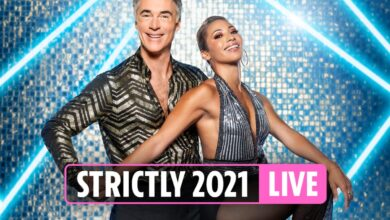 Photo of Strictly Come Dancing 2021 LIVE: Greg Clever paired with Karen Hauer as Katie McGlynn dances with Gorka in launch present