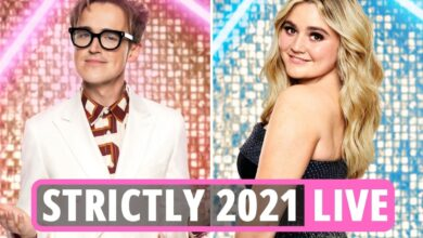 Photo of Strictly Come Dancing 2021 launch LIVE: Tom Fletcher, Tilly Ramsay & extra swing into motion with pro-dancers TONIGHT