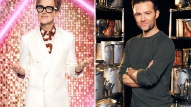 Photo of Strictly's Tom Fletcher might win along with his 'secret strikes' reveals McFly bandmate Harry Judd